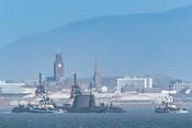 Submarines - Audacious leaves Barrow