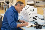 BAE Systems Broad Oak Ventilator manufacture