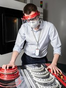 Proud to support the NHS - BAE Systems 3D prints protective face shields