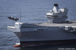 Air - F-35 and Queen Elizabeth Carrier