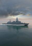 Naval Ships - Type 26 CGI