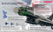 £317m contract to develop next generation radar for the Royal Air Force Typhoon