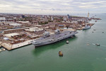 HMS Queen Elizabeth, Aircraft Carrier