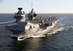 Maritime - HMS Queen Elizabeth, Aircraft Carrier