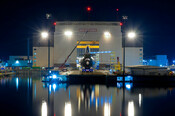Submarines - Anson roll-out, April 2021