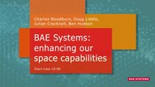 Enhancing our space capabilities