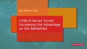 CV90 D-series turret: Increasing the advantage on the battlefield