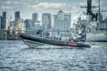 Maritime - P24 autonomous surface vessel demonstration, DSEI 2019