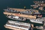 Ship Repair, San Diego