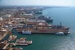 San Diego Ship Repair dual destroyer drydocking